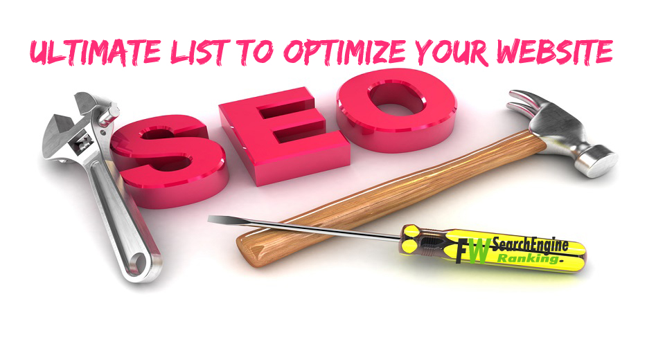 12 SEO Tools: Ultimate List to Optimize Your Website