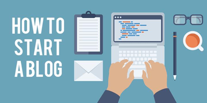 How to Start a Blog 2019: 6 Easy Step To start Blogging (Bonus: Blogging Tips, Compare Hosting)