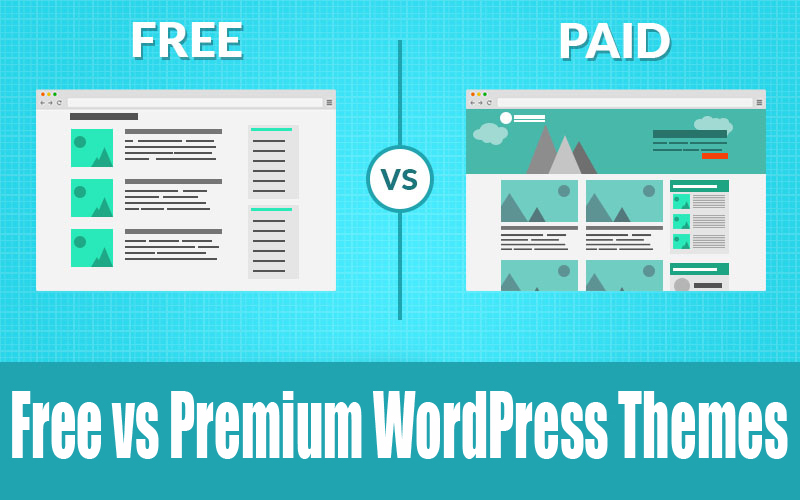 Free vs Premium WordPress Themes: Which Is Right For You?