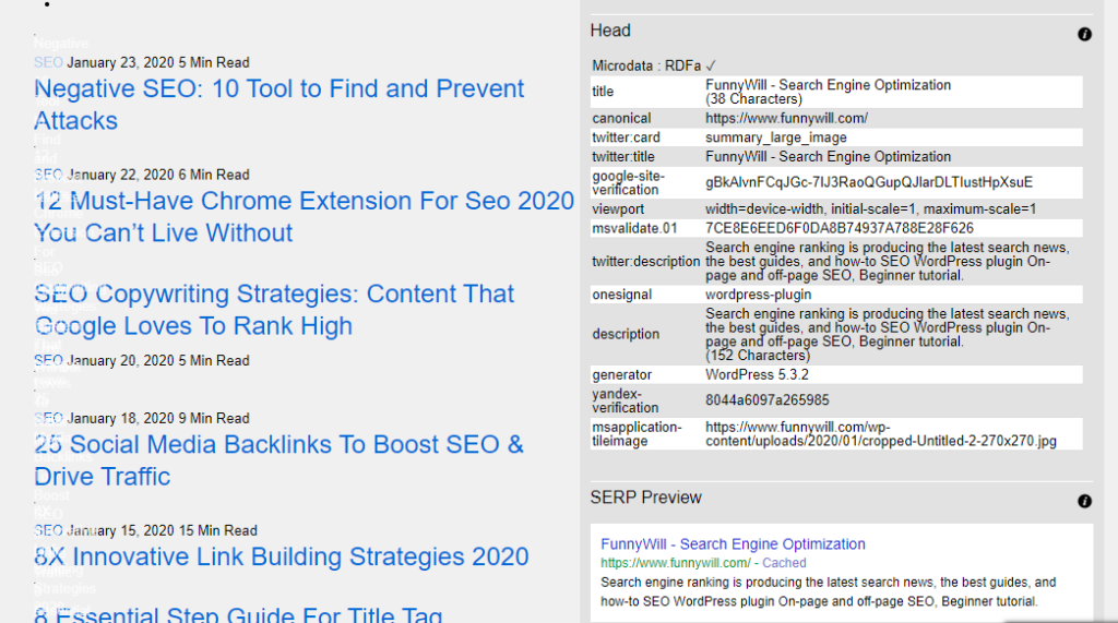 Top 24 Best Free Seo Tool 2020 That Instantly Improve Your Marketing