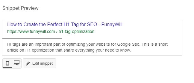 How to Create the Perfect H1 Tag for SEO
