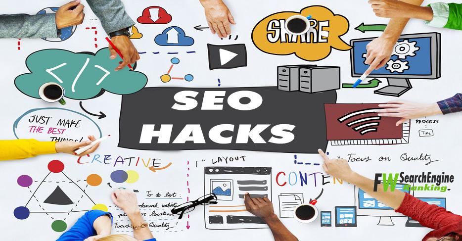 6 SEO Hacks To Skyrocket Your Google Rankings in 2021