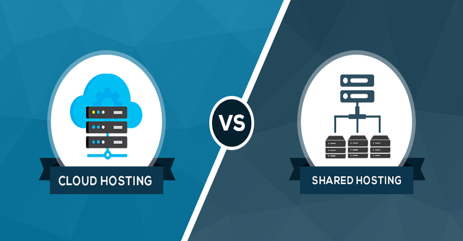 Cloud Hosting vs. Shared Hosting: Difference And Which is better?