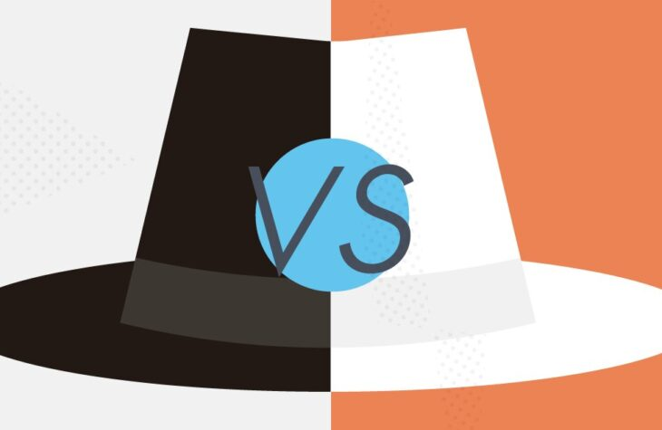 Black Hat SEO vs White Hat SEO: What is the Difference