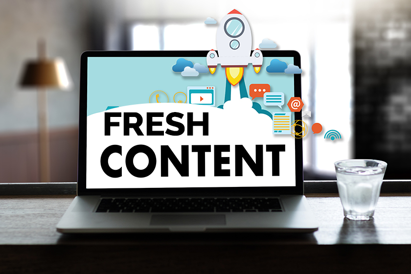 7 Proven Tactics to Keep Your Content Fresh and Engaging in 2021