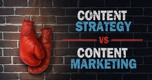 Content Strategy vs Content Marketing: What's the Difference?
